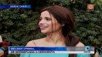 """Melania Urbina: """"Andrés Wiese fue una linda etapa"""" (VIDEO) - Noticias de melania urbina al fondo hay sitio"""