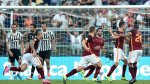 Roma ganó 2-1 a Juventus por segunda fecha de Serie A (VIDEO) - Noticias de alex sandro rossi
