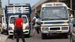 Sancionarán a empresas de transporte por dar información falsa - Noticias de ordenanza municipal