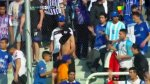 Godoy Cruz vs. Racing suspendido por incidentes en Argentina - Noticias de segunda división de argentina