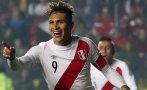 Paolo Guerrero viajará a Estados Unidos para amistosos de Perú