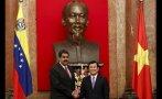 Vietnam: Nicolás Maduro homenajea a Ho Chi Minh en Hanoi