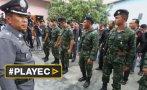 Tailandia: policías y militares buscan pistas del atentado