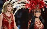 MTV VMA's: Taylor Swift y Nicki Minaj se reconcilian