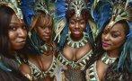 Así arrancó el colorido carnaval de Notting Hill en Londres