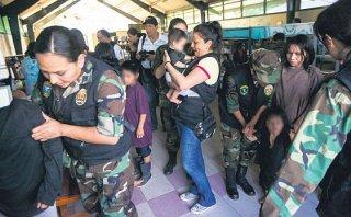 Vacío legal afecta a rescatados de Sendero Luminoso en el Vraem