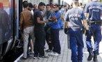 Austria aumentó controles y recibió a cientos de inmigrantes