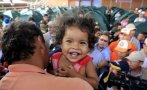 Colombia dará nacionalidad a venezolanos separados de familias