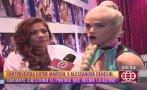 """""""El gran show"""": Alessandra Denegri y su polémica con Marisol"""