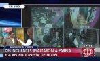 San Martín de Porres: asaltan a pareja en puerta de hotel