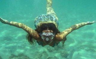 ¿Cómo seríamos si pudiésemos vivir bajo el agua?