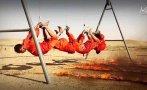 Estado Islámico quemó vivos a cuatro milicianos chiitas en Iraq