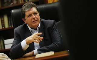 "Alan García tildó de ""saqueo final"" aumento de déficit fiscal"