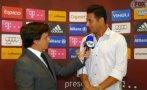 Pizarro habló de su futuro y la chance de trabajar en Bayern