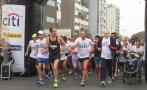 "Running: Primer ministro corrió la ""5K Niños del Arco Iris"""
