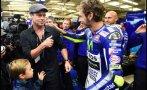 Brad Pitt declaró su admiración por este deportista (VIDEO)