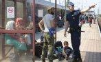 Austria detiene tren húngaro con más de 300 inmigrantes a bordo
