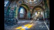 Fotógrafa devela la belleza de lugares abandonados