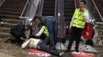 Invidente cayó de escalera mecánica en Real Plaza Primavera - Noticias de san borja