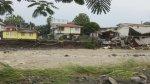 La destrucción que dejó Érika a su paso por el Caribe - Noticias de muertos