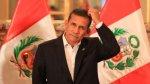 Ollanta Humala niega discrepancias en su bancada por Lote 192 - Noticias de loreto
