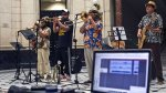 Así fue el en vivo de Hugo Lobo y Vieja Skina en El Comercio - Noticias de trompetista