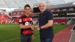Chicharito Hernández firmó por el Bayer Leverkusen - Noticias de selección