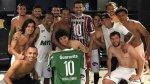 Ronaldinho muy criticado en Fluminense por esta acción - Noticias de copa