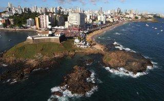 Salvador de Bahía, herencia colonial y africana de Brasil