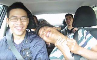 YouTube: ¿Es este el taxista más feliz del mundo?
