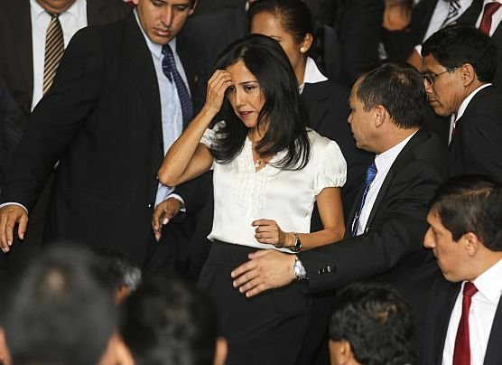 Nadine Heredia: comisión MBL recomendó investigarla por lavado