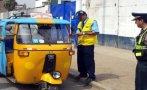 Breña: multarán a mototaxis que circulen en zonas restringidas