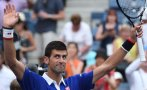 Novak Djokovic: serbio aplastó a su rival en debut de US Open