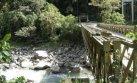 Reemplazarán puente deteriorado en pueblo de Machu Picchu