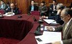Ética declara improcedentes denuncias a Urquizo y Rimarachín