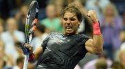 US Open: Nadal avanzó a segunda ronda con algunos problemas