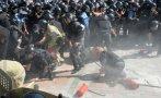 Ucrania: Mueren dos policías más tras manifestaciones en Kiev