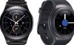Samsung muestra su nuevo reloj inteligente circular Gear 2