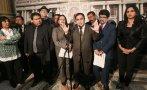 Gana Perú presentará informe en minoría que no incluye a Nadine