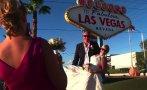 EE.UU.: ¿Por qué la gente ya no se casa en Las Vegas? [VIDEO]