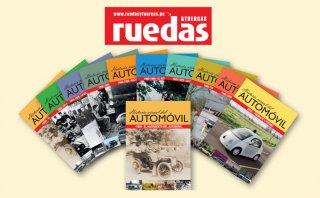 """Ruedas&Tuercas lanza colección """"Historia del Automóvil"""""""