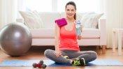 Seis ejercicios para recuperar tu físico después del parto