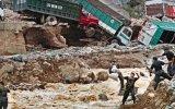 Huaicos: El daño en uno de los corazones industriales de Lima