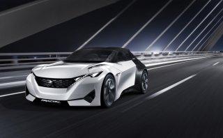 Peugeot Fractal: El auto francés del futuro