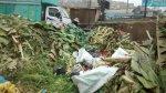WhatsApp: basura y desorden en alrededores de La Parada (FOTOS) - Noticias de la parada