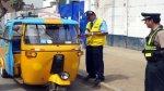 Breña: multarán a mototaxis que circulen en zonas restringidas - Noticias de ordenanza municipal