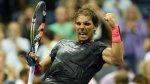 US Open: Nadal avanzó a segunda ronda con algunos problemas - Noticias de nadal