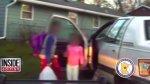 Niño de 8 años trató de huir manejando el carro de padres - Noticias de maltrato infantil