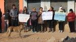 Huancayo: anciana quemó a un perro vivo porque tenía sarna - Noticias de chato manrique