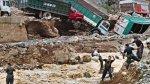 Huaicos: El daño en uno de los corazones industriales de Lima - Noticias de cesar torres